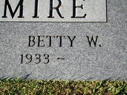 Betty W. Longmire