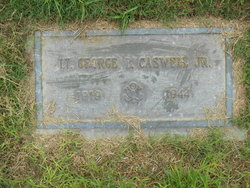 Lieut George Bradford Caswell, Jr