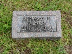 Anna May <I>Hardick</I> Whalen