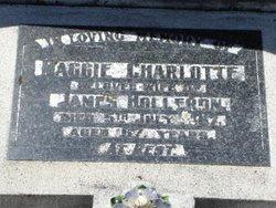 Maggie Charlotte <I>Wooster</I> Holleron