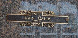 John Galik