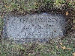 Fred Evenden