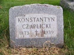 Konstantyn Czaplicki