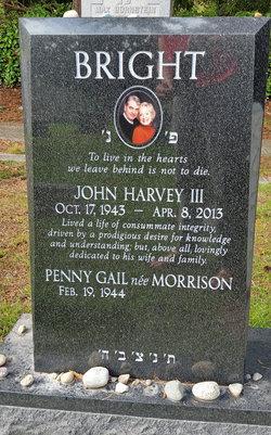 John Harvey Bright, III