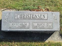 Ansgar M. Christensen