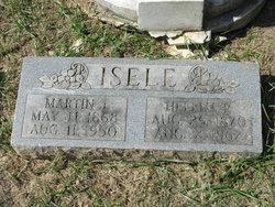 Martin J Isele