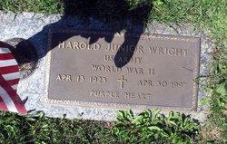 Harold Junior Wright
