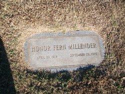 Honor Fern <I>Ligon</I> Millender