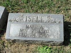 Marie A Isele