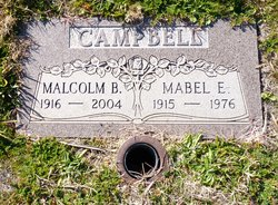 Mabel E Campbell