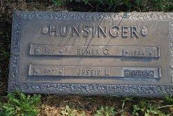 Elmer G Hunsinger