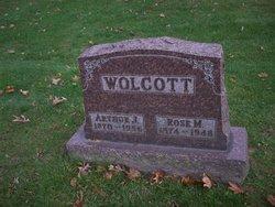 Rose M <I>Phillips</I> Wolcott