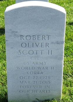Robert Oliver Scott, II