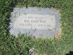 Mae Ellen Poet