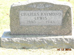 Charles Raymond Lewis