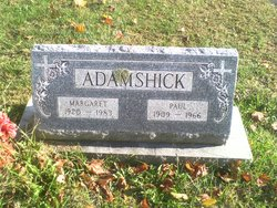 Margaret Adamshick