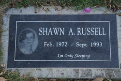 Shawn A Russell