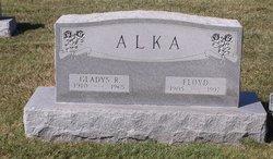 Gladys <I>Curran</I> Alka