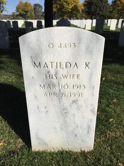 Matilda K. Baumann