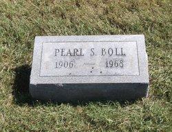 Pearl Sylvia <I>Sweany</I> Boll