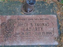 Joyce Bernice <I>Thomas</I> Laharty