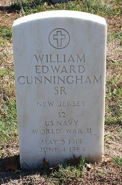 William Edward Cunningham, Sr