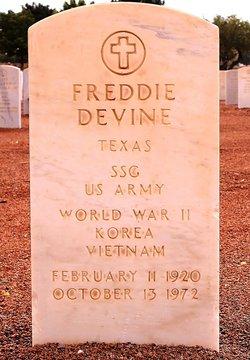 Freddie Devine