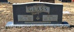 Ivory Pearl <I>Rhodes</I> Glass