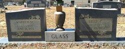 Lillie Carrie <I>Wicker</I> Glass