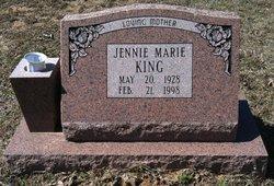 Jennie Marie King