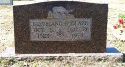 Cleveland H Glaze