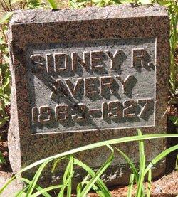 Sidney R Avery