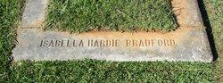 Mary <I>Hardie</I> Bradford