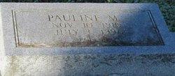 """Pauline """"Polly"""" Mohler"""