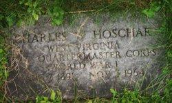 Charles W. Hoschar