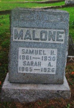 Sarah A. Malone