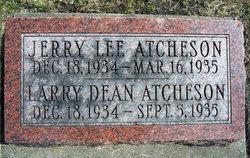 Larry Dean Atcheson