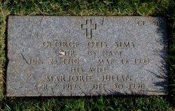 George Otis Sims