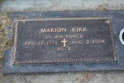 """Marion """"Buck"""" Kirk"""