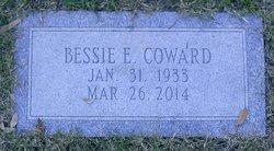 Bessie Evelyn <I>Smith</I> Coward