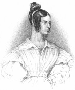 Lady Amelia <I>FitzClarence</I> Cary
