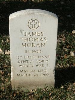 James Thomas Moran