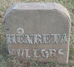 Henreta Cullors