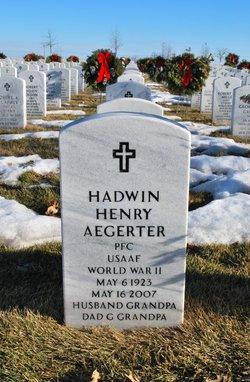 Hadwin Henry Aegerter