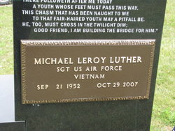 "Michael Leroy ""Pac Man"" Luther"