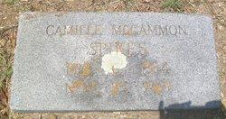 Frances Camille <I>McCammon</I> Spikes
