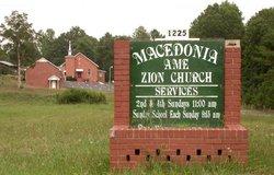 Macedonia AME Zion Church Cemetery