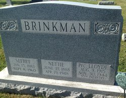 Nettie Brinkman