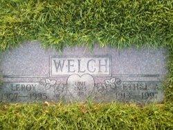 Leroy Welch