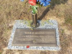 Bert F. Adams